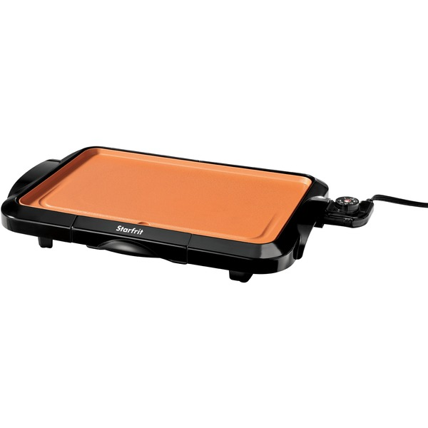 Starfrit 024412-004-0000 Eco Copper Electric Griddle