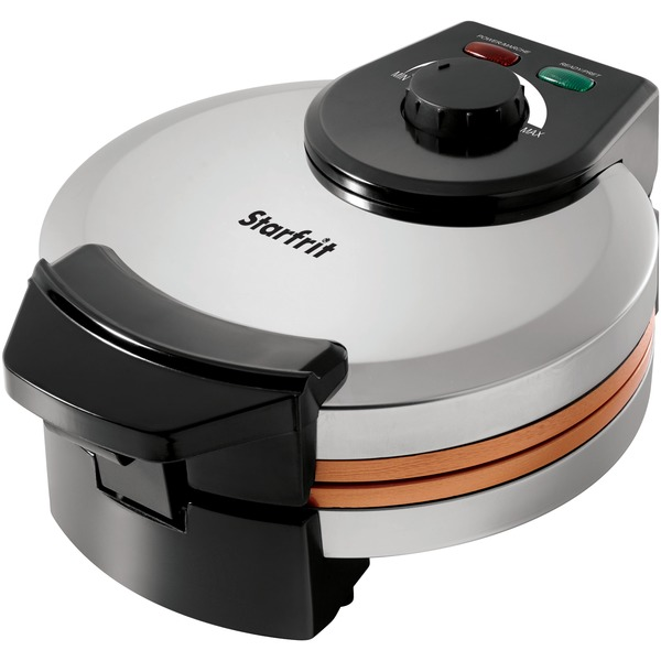 Starfrit 024705-004-0000 Eco Copper Electric Waffle Maker