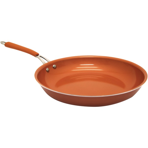 "Starfrit 030083-006-0001 11"" Eco Copper Fry Pan"