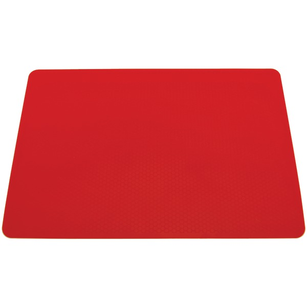 Starfrit 080314-006-ORED Silicone Cooking Mat (Red)