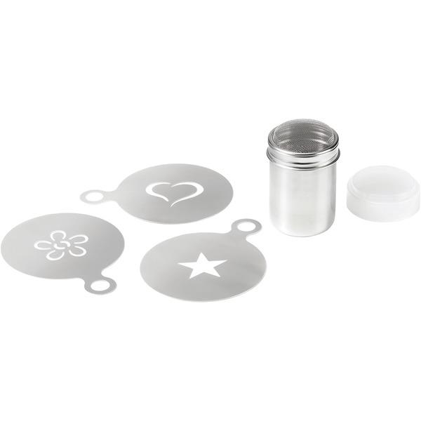 Starfrit 080678-006-0000 Stencil & Shaker Set