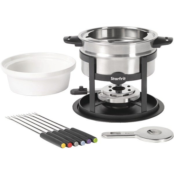 Starfrit 092521-004-0000 3-in-1 Twelve-Piece Fondue Set