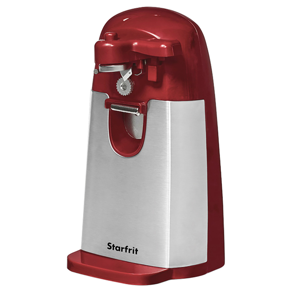 Starfrit 024715-003-0000 50-Watt 3-in-1 Electric Can Opener