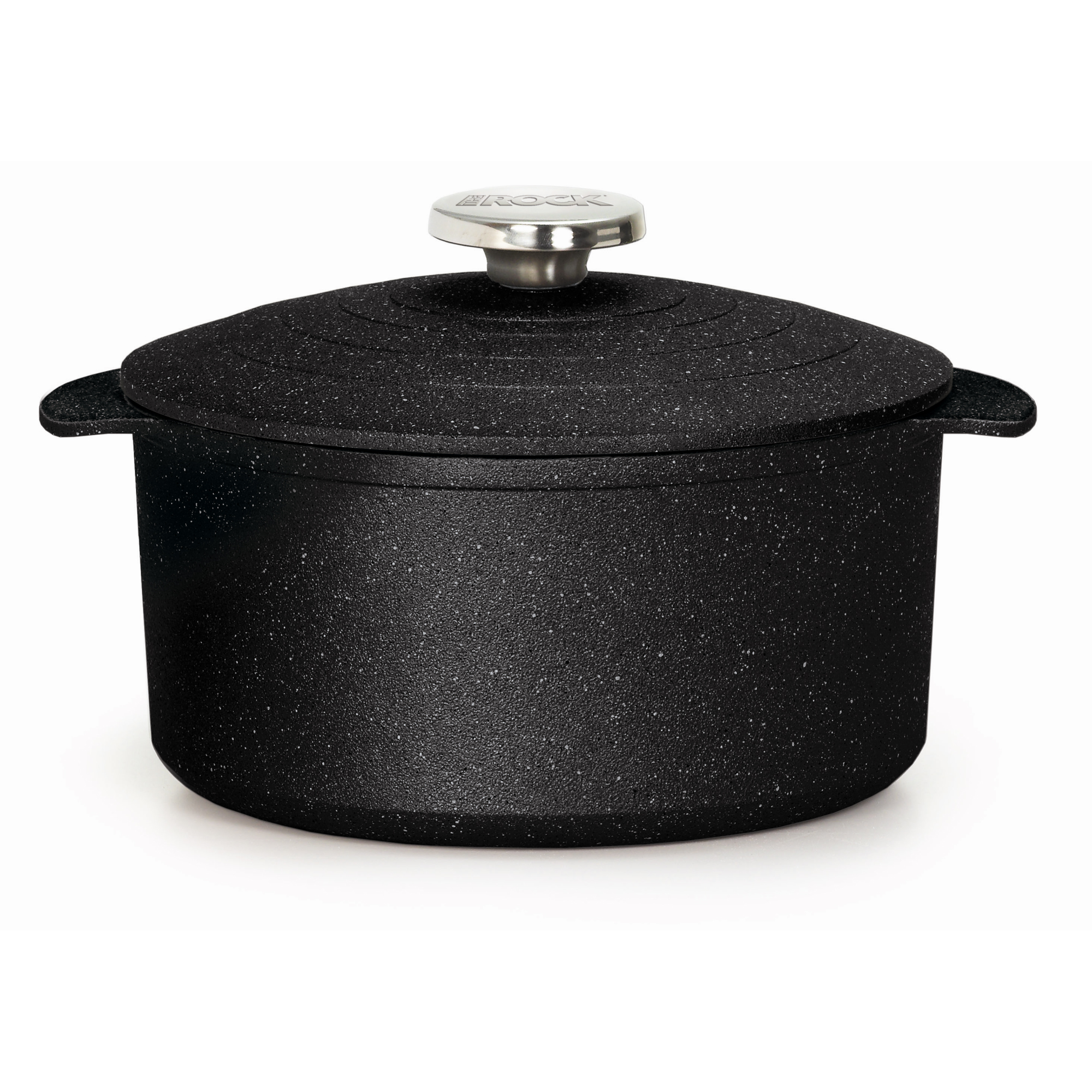STARFRIT The Rock 4 Qt Dutch Oven/Bakeware with Lid