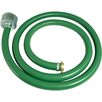 SUCTION HOSE 2 INCH X 15 FOOT