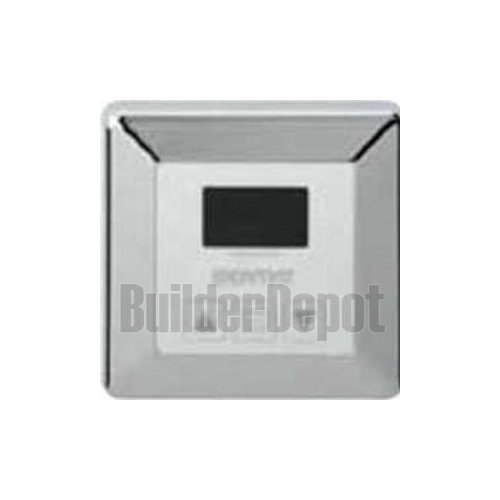 Timer Digital Temperature On/Off - Brushed Nickel