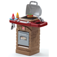 PLAYSET FIXIN FUN OUTDOR GRILL