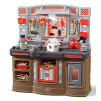 PLAYSET BIG BLDRS PRO WORKSHOP