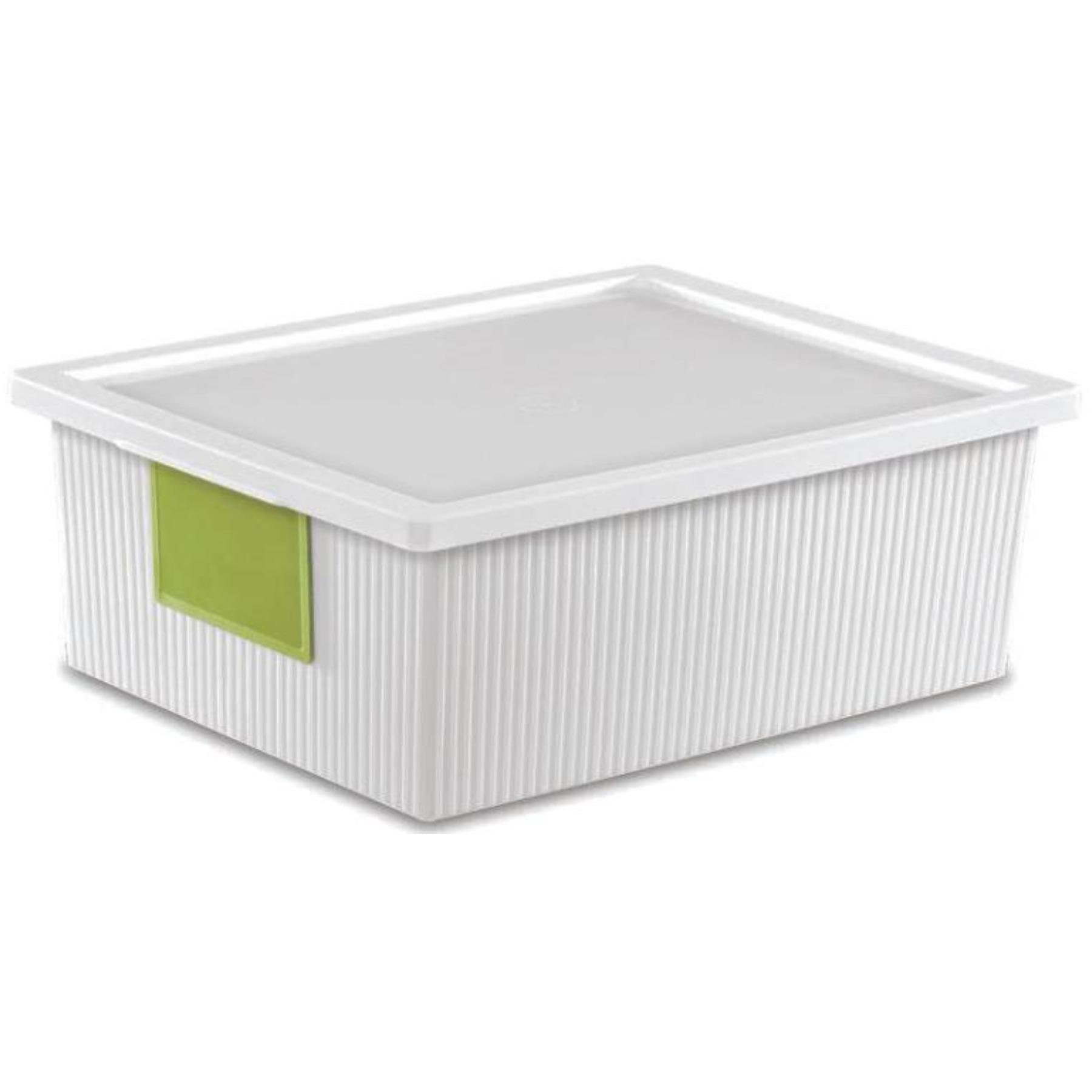 BOX ID WHITE 10.2 QT