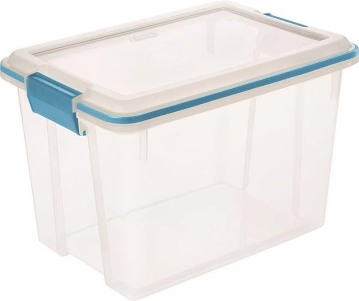 BOX GASKET BLUE AQUARIUM 20 QT