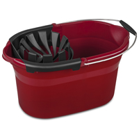 BUCKET MOP CLASSIC RED 17.5QT