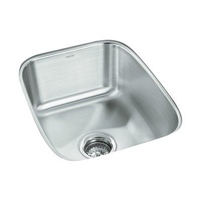 16 X 20 Single Band Undercounter Kitchen SINK *SPRING Stainless Steel