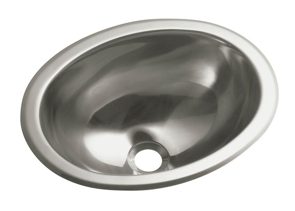 Single Pack Oval Sink