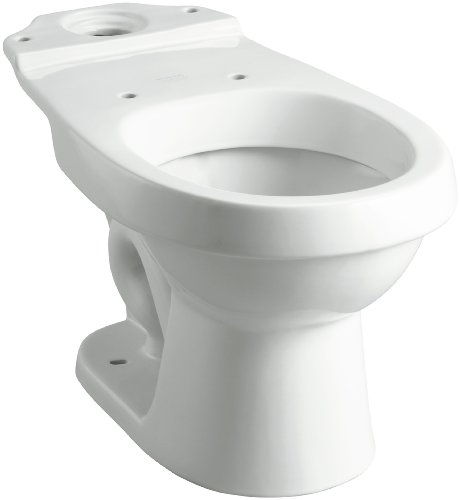 1.6/0.8 Gallons Per Flush 12 Round Front Closet BOWL *ROCKTO