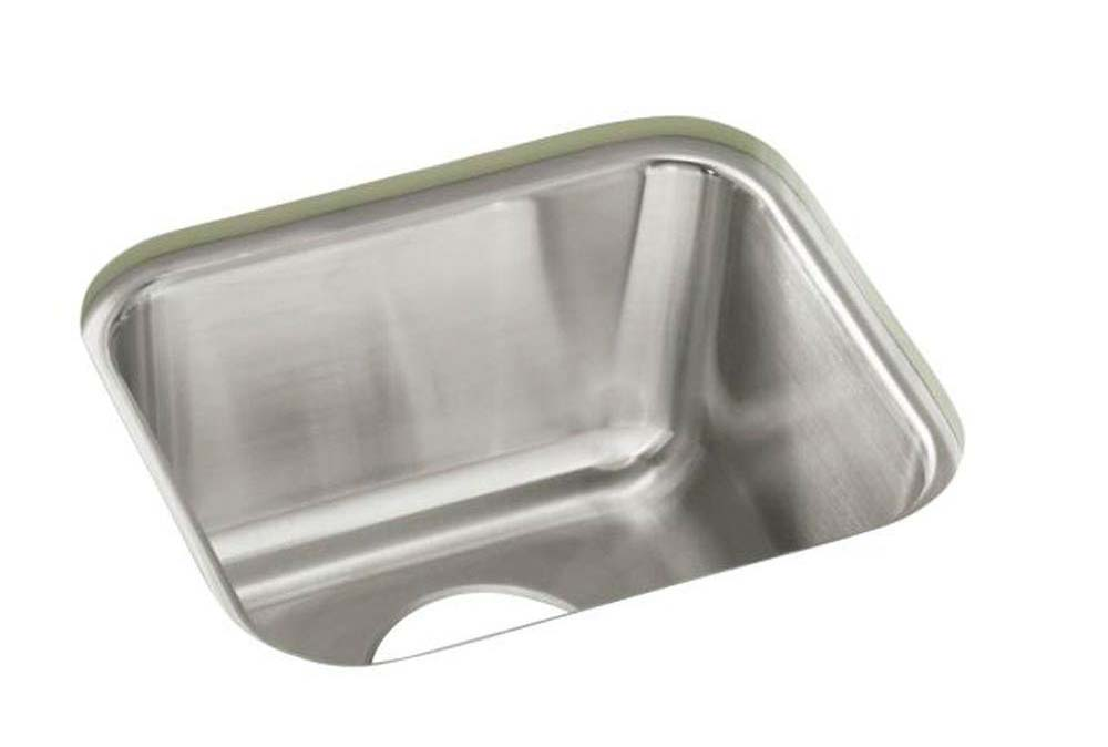12 X 9 0 Hole Stainless Steel Undercounter Bar Sink