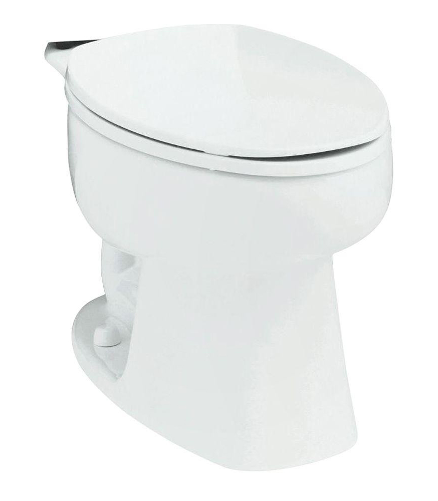 1.6 / 1.28 Gallons Per Flush 12 Elongated Bowl Windham White