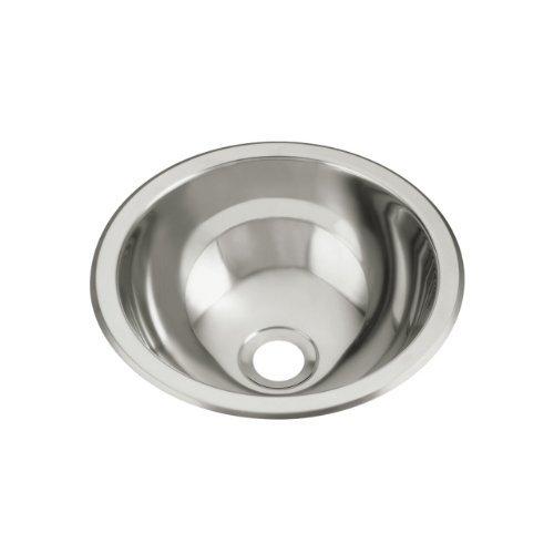 13-5/8 Round Flat RIM Sink Mirror