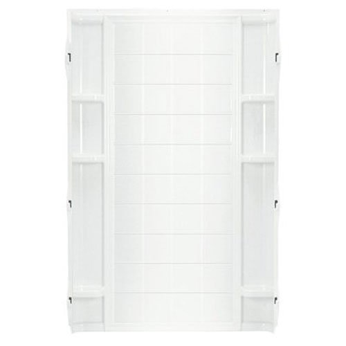 STERLING VIKRELL ENSEMBLE 60 IN. BACK WALL WHITE