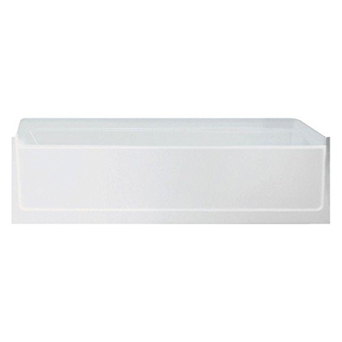 ADVANTAGE� BATHTUB WITH RIGHT-HAND DRAIN, 60 X 30 IN., WHITE