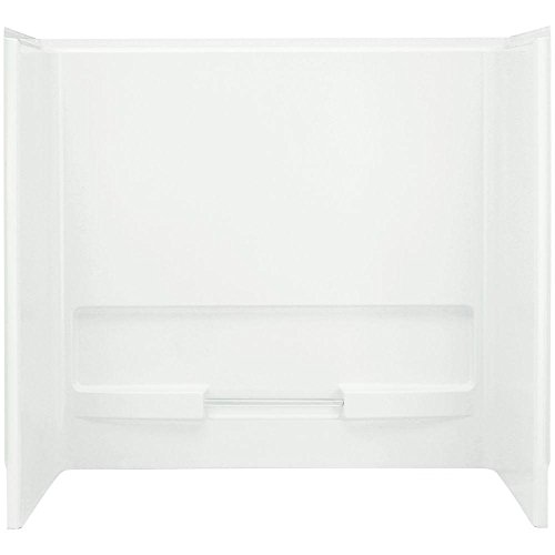 ADVANTAGE� BATHTUB/SHOWER WALL KIT, 60 X 31-1/4 X 56-1/4 IN., WHITE