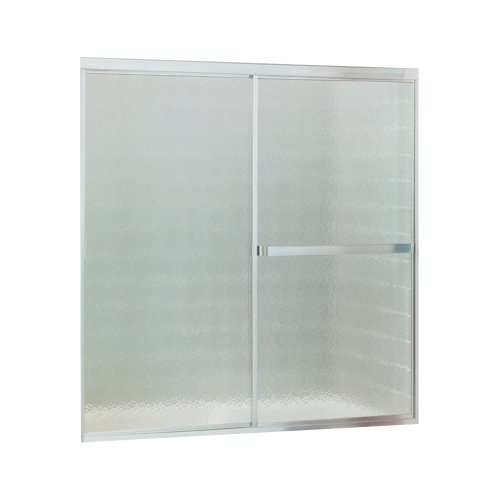 STERLING� STANDARD SLIDING BATHTUB DOOR, 56-1/8 IN., SILVER