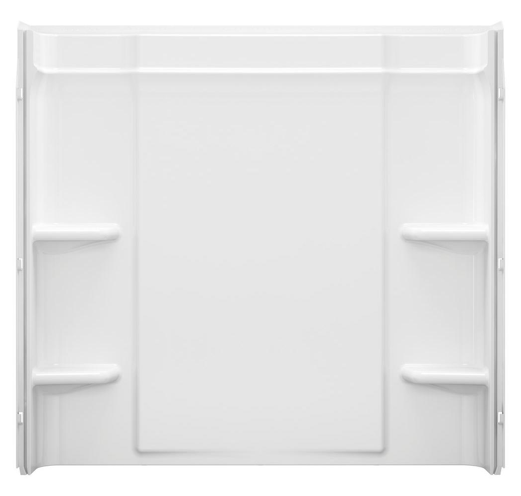 STERLING� ENSEMBLE� MEDLEY WALL SET, 60 IN. X 30 IN. X 73 IN., WHITE