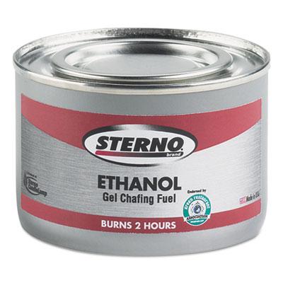 Ethanol Gel Chafing Fuel Can, 170g, 72/Carton