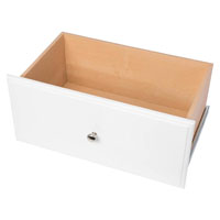 DRAWER WHITE 12IN