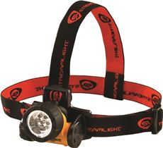 SEPTOR� LED HEADLAMP, USES 3 AAA-CELL BATTERIES