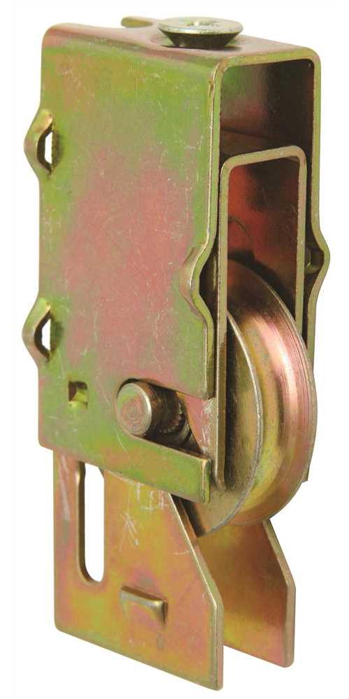 STEEL ROLLER PATIO DOOR