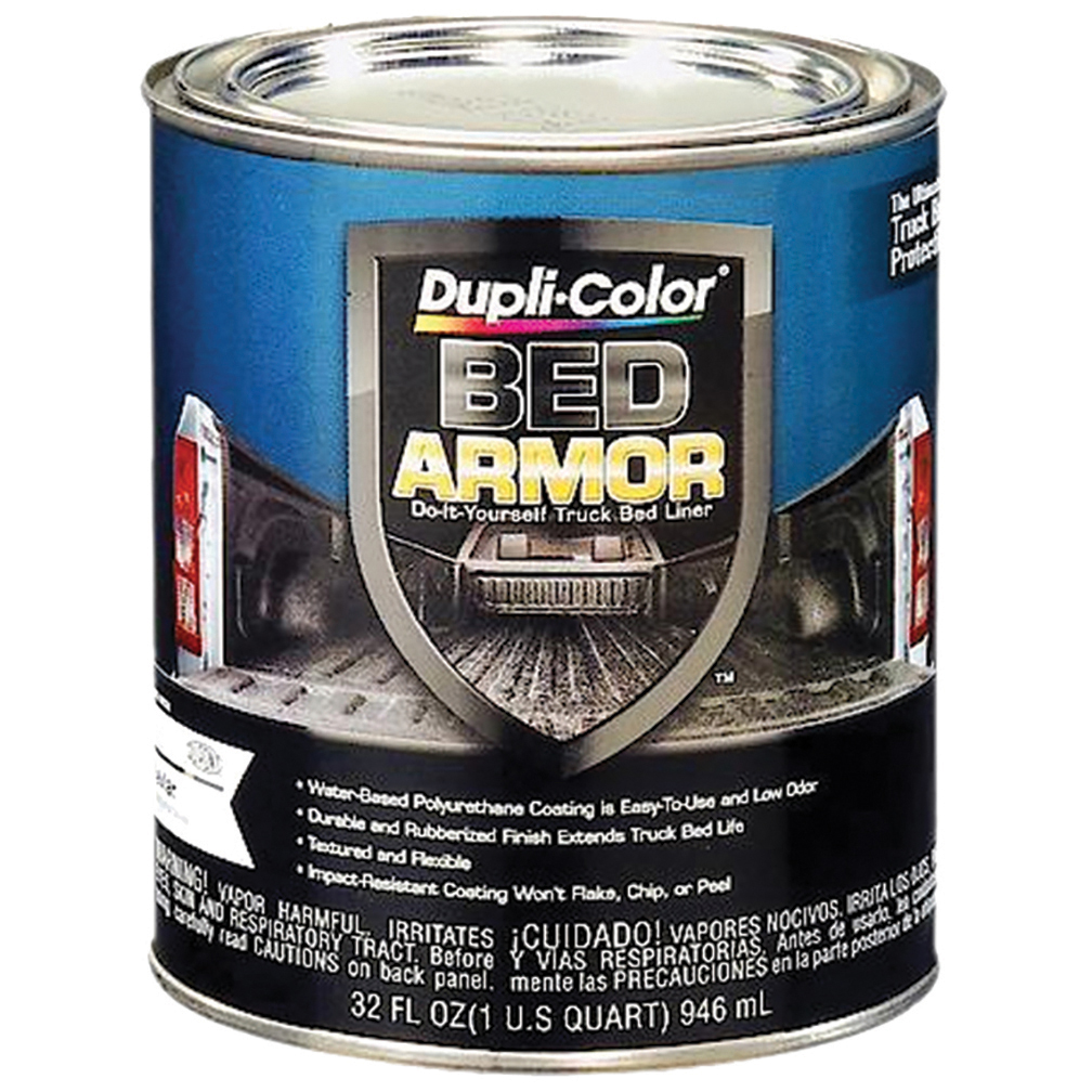 Street Vision Do-It-Yourself Truck Bed Armor Kit 1 Gallon-Each
