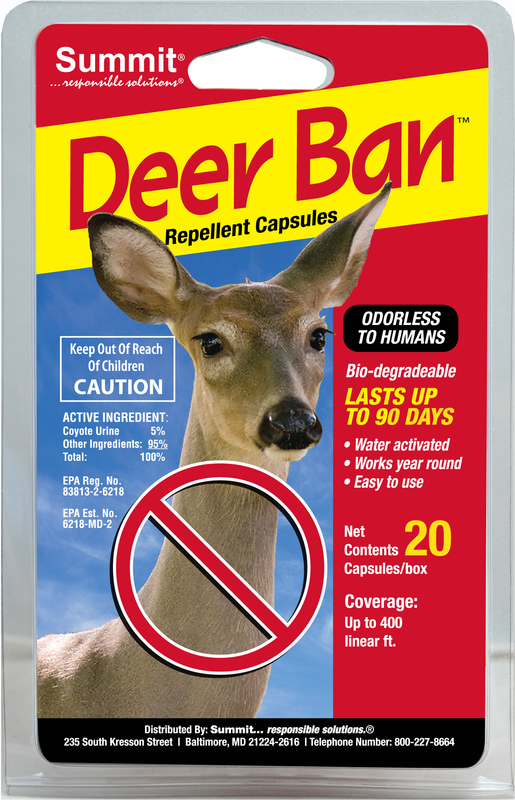 2000 20/PK DEER REPEL CAPSULE