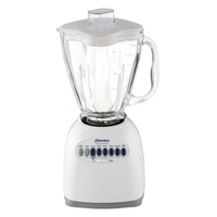 Oster Simple Blend Blender, 450 W, 120 V, ABS/Glass, White