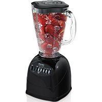 Simple Blend 006706-000-NP0 Blender, 450/700 W, 2 Cup, Black