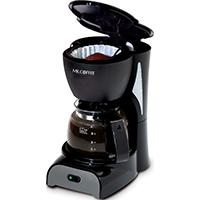 Mr Coffee DR5-NP Coffee Maker, 120 V, 5.4 A, 650 W, Plastic