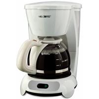 COFFEMAKER 5 CUP WHITE