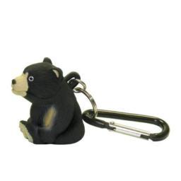 Sun Co WildLight Flashlight, Black Bear