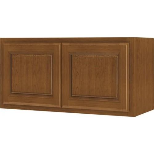 Kitchen Cabinet Oak 2 Door 30X18