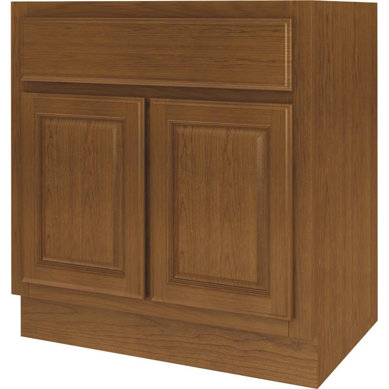 Sunco Randolph VS3021RT Double Door Bathroom Vanity, 30 in W X 21 in H