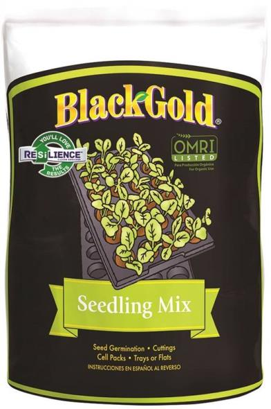 MIX SEEDLING OMRI BG 8QT