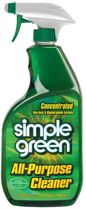 13033 32Oz SIMPLE GREEN W/SPRY