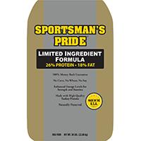 Sunshine Mills 070155-10188 Sportsman?s Pride Dog Food, 50 Lb