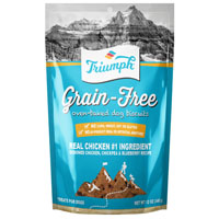 DOG BISCUIT CHKN GRN-FREE 12OZ