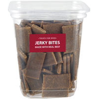 Sunshine Mills 16620 Dog Treats, Jerky Bites, 20 Oz