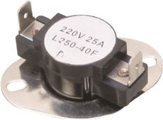 180 D SNAP DISC HIGH LIMIT THERMOSTAT