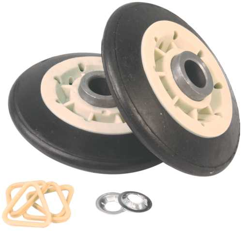 DRYER DRUM ROLLER WHEEL FOR WHIRLPOOL� DE702T