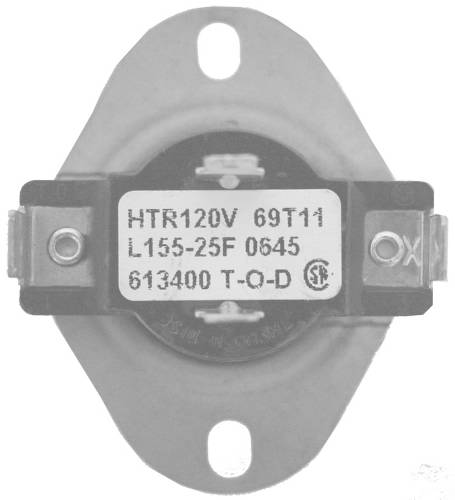 SUPCO� DRYER THERMOSTAT FOR WHIRLPOOL�