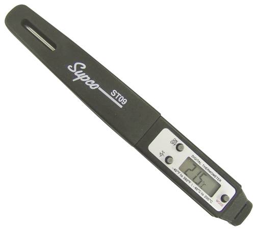 DIGITAL POCKET THERMOMETER WATER RESISTANT