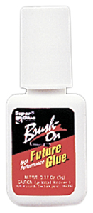 The Original SuperGlue 15099 Brush-on Future Glue