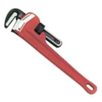 Superior 02824 Heavy Duty Straight Pipe Wrench, 3 in
